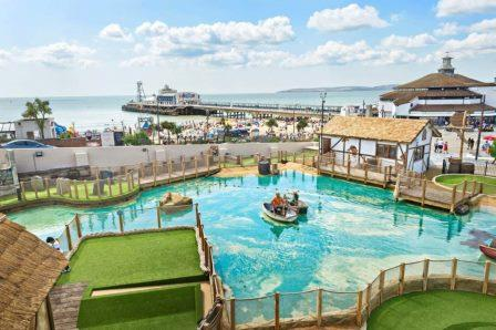 Bournemouth things to do Smugglers Cove